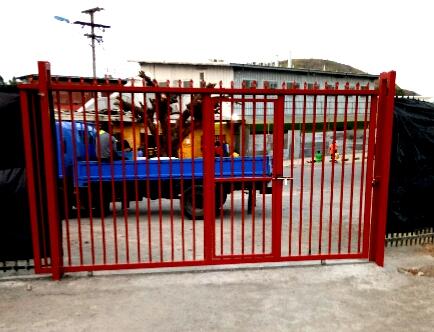 0817 Hohola gate