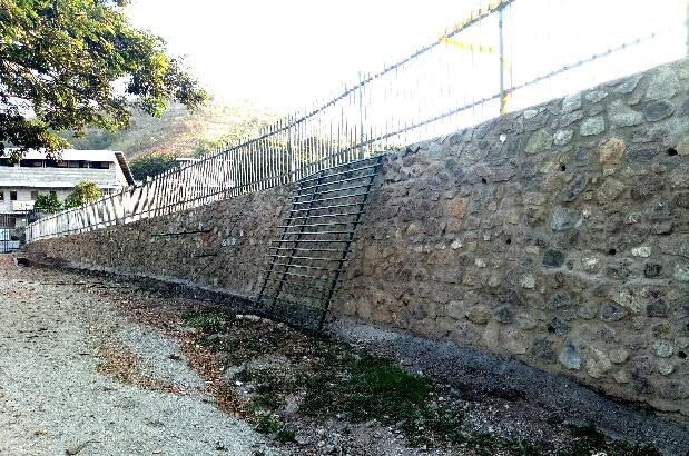0817 Hohola wall