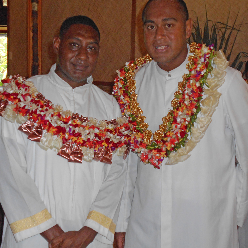 1117 MC PRS DD Peter Puamae Mika Tuilau Award Bachelor of Divinity
