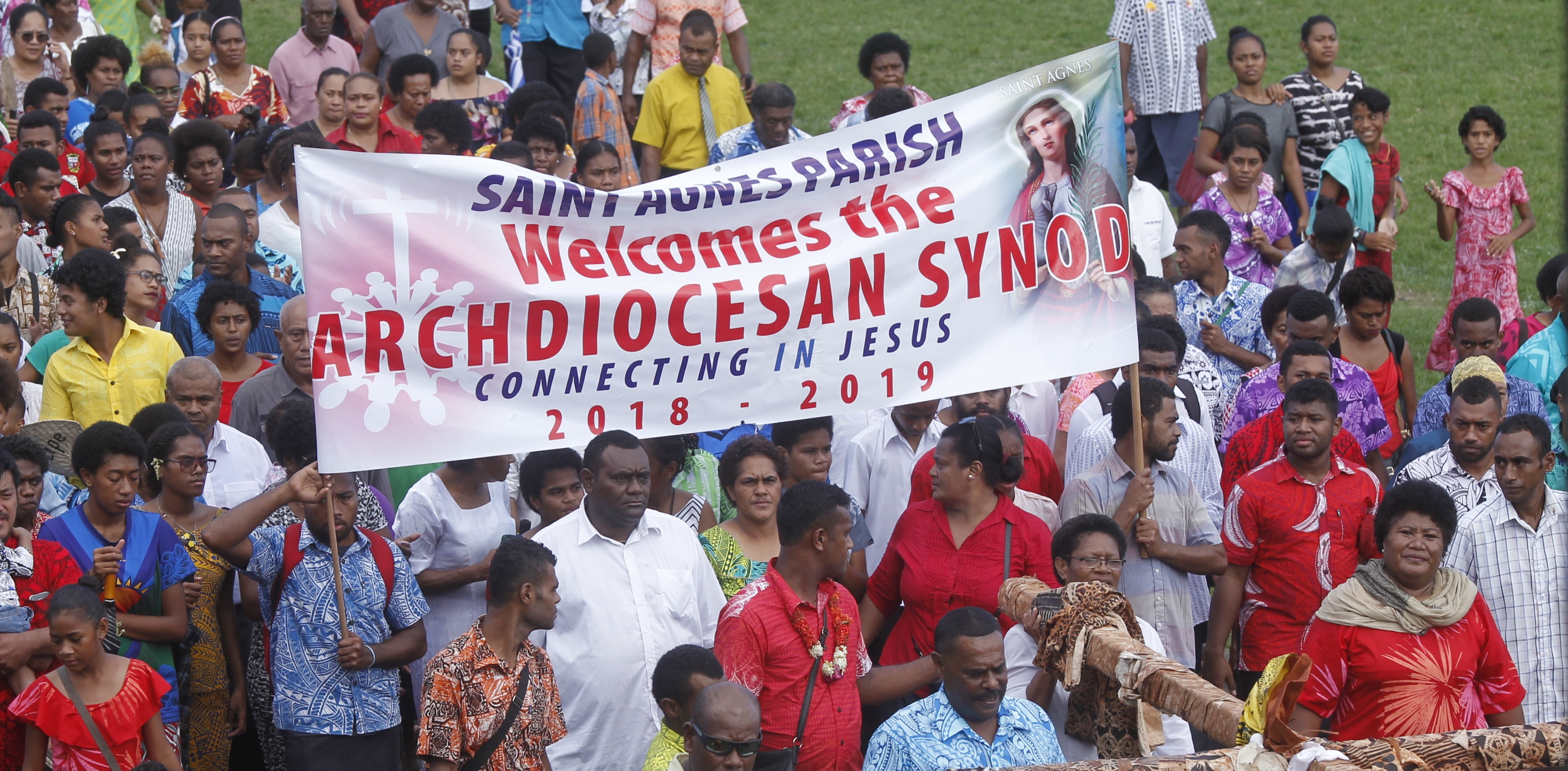 Fiji Synod Launch 1